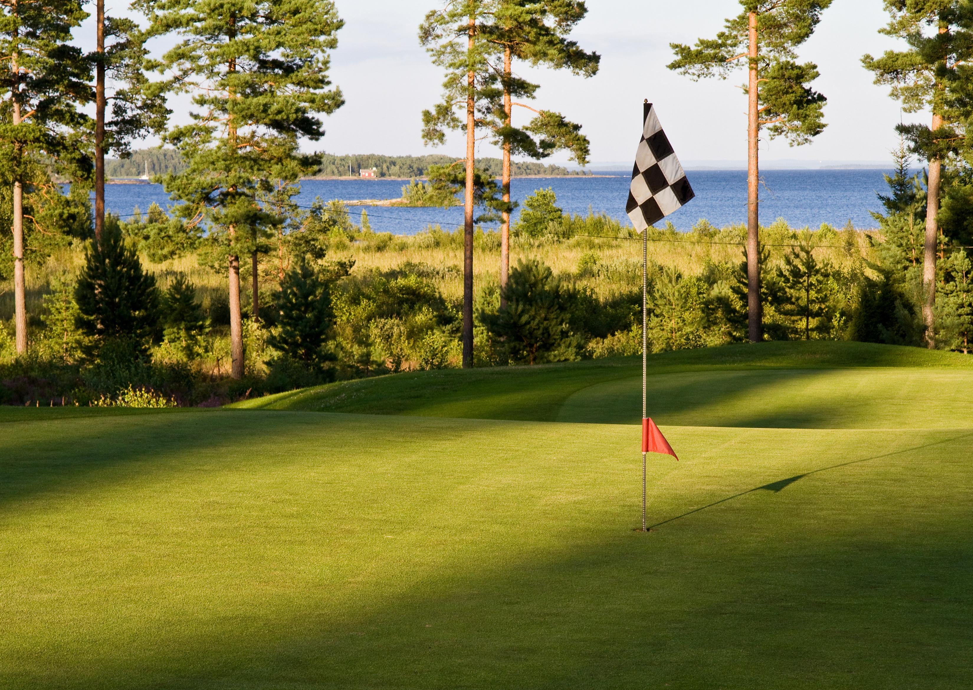 Golf Courses Golf Around Vanern